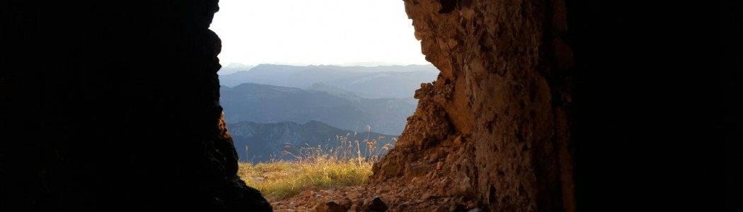 """Stage """"Ritorno in trincea 1915-1918…"""" Monte Pasubio (VI) 2-4 settembre 2016"""