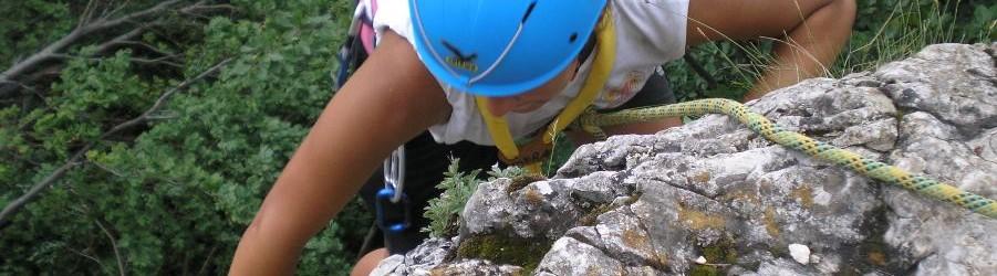 """Campo Competenza EG """"Avventura 2200. Piedi nel lago, mani sulla roccia"""" 29 Giugno-3 Luglio 2019"""